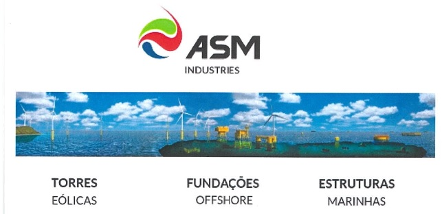 Ofertas de Recrutamento do Grupo ASM Industries na Gafanha da Nazaré