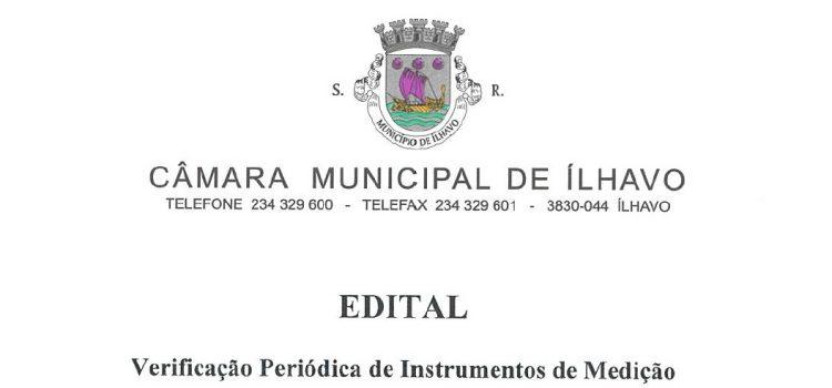 Verificação Periódica de Instrumentos de Medição