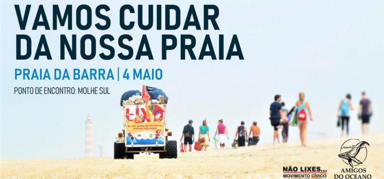 AVISO – Limpeza de Praia CANCELADA