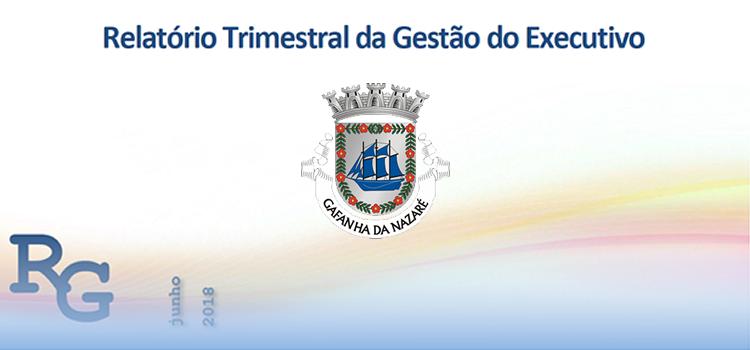 Relatório Trimestral da Gestão do Executivo