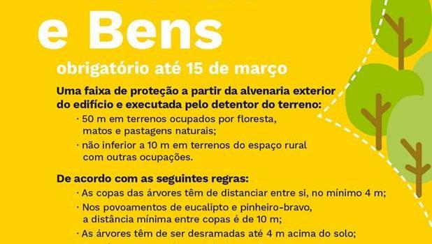 Proteção da Floresta, Pessoas e Bens