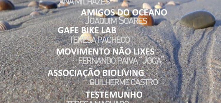 Hastear da Bandeira Eco Freguesia Gafanha da Nazaré