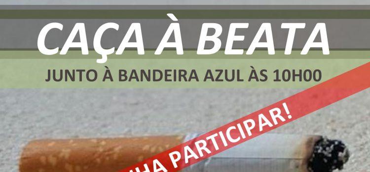 Caça à Beata na Praia da Barra – 03/08/2019