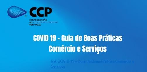 Divulgação dos Manuais produzidos pela CCP – Confederação do Comércio e Serviços de Portugal