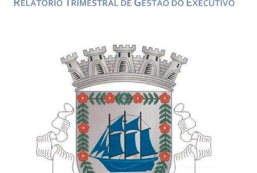 Relatório Trimestral Gestão do Executivo – setembro de 2021